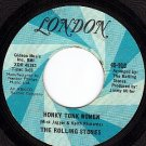 45 LONDON 910 ROLLING STONES Honky Tonk Women/You Want