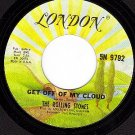 M- LONDON 9792 ROLLING STONES Get Off Of My Cloud/Free