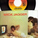 NM PS+ 45 COLUMBIA 04743 MICK JAGGER Just Another Night
