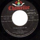 CHANCELLOR 1055 45 FABIAN ~ Tomorrow ~ King Of Love