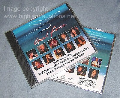 NEW/SEALED CD GAEL FORCE Irish Celtic Ireland Music