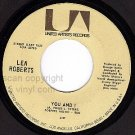 UA 50785 LEA ROBERTS You And I ~ Cant Get Enough Of You