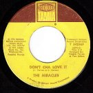 TAMLA 54256 45 THE MIRACLES Dont Cha Love It ~ Up Again
