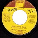 TAMLA 54239 SMOKEY ROBINSON Baby Come Close/A Three-Way