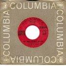 COLUMBIA 4-45314 JANIS JOPLIN Me And Bobby McGee ~ Half