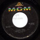 MGM 45 12829 MARVIN RAINWATER Young Girls ~ Moon