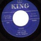 KING 5215 45 HANK BALLARD Sugaree ~ Rain Down Tears