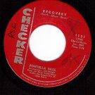 CHECKER 1131 FONTELLA BASS 45 Recovery/Hands Of Love