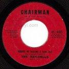 CHAIRMAN 4403 THE RAN-DELLS Martian Hop/Forgive Me
