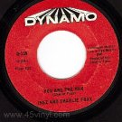 M- DYNAMO 109 INEZ CHARLIE FOXX You Are The Man/To Get
