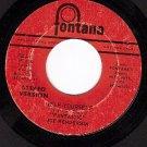 PROMO 45 rpm FONTANA FDJ-11 JOE HENDERSON Help Yourself