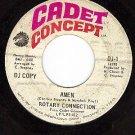 DJ CADET CONCEPT DJ-1 ROTARY CONNECTION Amen/Lady Jane