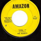 AMAZON 1 THE RUGBYS ~ You I ~ Stay With Me