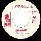 NM KAPP 598 45 ART MOONEY ~ Satin Doll ~ Titena