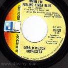 NM PROMO 88126 GERALD WILSON ORCHESTRA I'm Kinda Blue