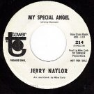 PROMO TOWER 214 JERRY NAYLOR My Special Angel/Would You