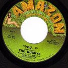 AMAZON 1 45 THE RUGBYS ~ You I ~ Stay With Me
