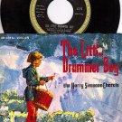 NM 20TH CENTURY 45+ PS HARRY SIMEONE Little Drummer Boy