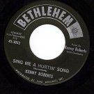 M- BETHLEHEM 3052 KENNY ROBERTS Sing Me A Hurtin Song