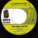 SOUL OMEN 17 THE SIMS TWINS Loosing Battle/I Go-Fer You