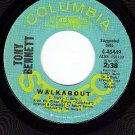NM PROMO 45 COLUMBIA 45449 TONY BENNETT Walkabout ~ How