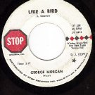 PROMO STOP 252 GEORGE MORGAN Like A Bird/Over Feelings