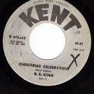 KENT 412 B.B.KING Christmas Celebration/Easy Listening