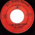 B.T.PUPPY 500 45 THE TOKENS A Girl Named Arlene ~ Swing