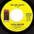 NM STAX 0191 LITTLE MILTON Tin Pan Alley/Sweet Woman Of