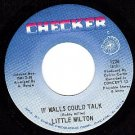 NM CHECKER 1226 LITTLE MILTON If Walls Could Talk/Lovin