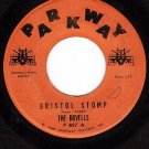 PARKWAY 827 DOVELLS Bristol Stomp/Out In The Cold Again
