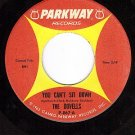 PARKWAY 867 DOVELLS Cant Sit Down ~ Stompin Everywhere