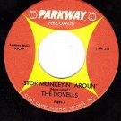 PARKWAY 889 THE DOVELLS Stop Monkeyin Aroun ~ No No No
