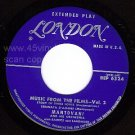 REC+ PS LONDON EP 6324 MANTOVANI Music From Films Vol 2