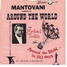 PICTURE SLEEVE 1746 MANTOVANI Around/World In 80 Days
