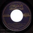 LONDON EP 45 MANTOVANI 6183 Sigmund Romberg Suite Vol 2