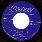 LONDON 1510 45 MANTOVANI ~ Lazy Gondolier ~ Longing