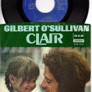 M- MAM 3626 PS+ REC GILBERT O'SULLIVAN Clair/Ooh Wakka
