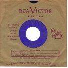 RCA 52-0060 45 rpm AL GOODMAN L'Amour Toujours/Ma Belle