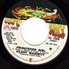 PROMO HOTWAX 7008 SILENT MAJORITY Frightened Girl/Love