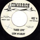 PROMO CIMARRON 4057 LEON McAULIFF Faded Love/Red Wagon