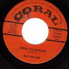 NM CORAL 9-62230 BILLY WILLIAMS Begin The Beguine ~ You