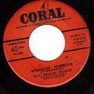 CORAL 9-61212 BILLY WILLIAMS Whenever Wherever/Sh-Boom