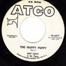 ATCO 6271 45 BENT FABRIC ~ The Happy Puppy ~ Sermonette
