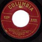 COLUMBIA B-10791 TONY BENNETT Beat Of My Heart/Blues In