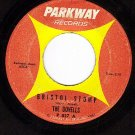 PARKWAY 827 THE DOVELLS Bristol Stomp ~ Letters Of Love