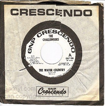 DJ CRESCENDO 396 CHALLENGERS Water Country ~ Everything