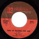 REPRISE 0347 THE KINKS Tired Of Waiting For You/Come On