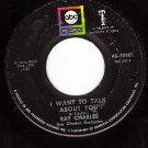 ABC 10901 RAY CHARLES Want To Talk About You/Inside Me