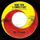 CAPITOL 45 5437 THE LETTERMEN Theme From A Summer Place